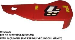 - Laverda bıçak kolu şanzıman kapalğı logolu