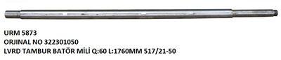 Laverda tanbur mili 517 21/50 1760 mm